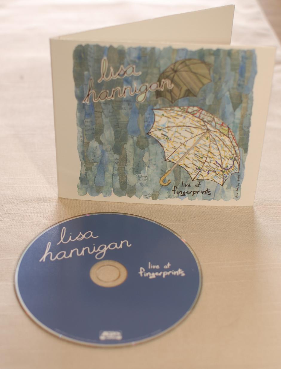 Lisa Hannigan CD