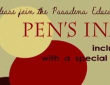 PEN's Inaugural Wine Tasting Benefit