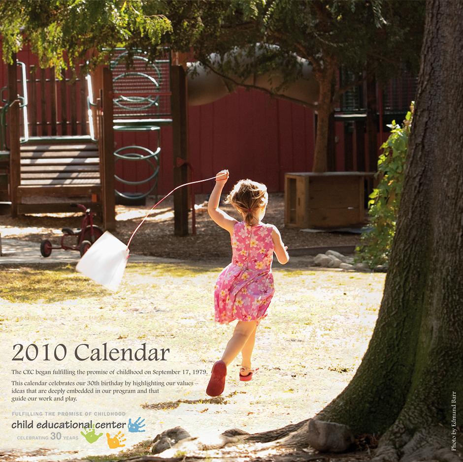 CEC 2010 Calendar Cover