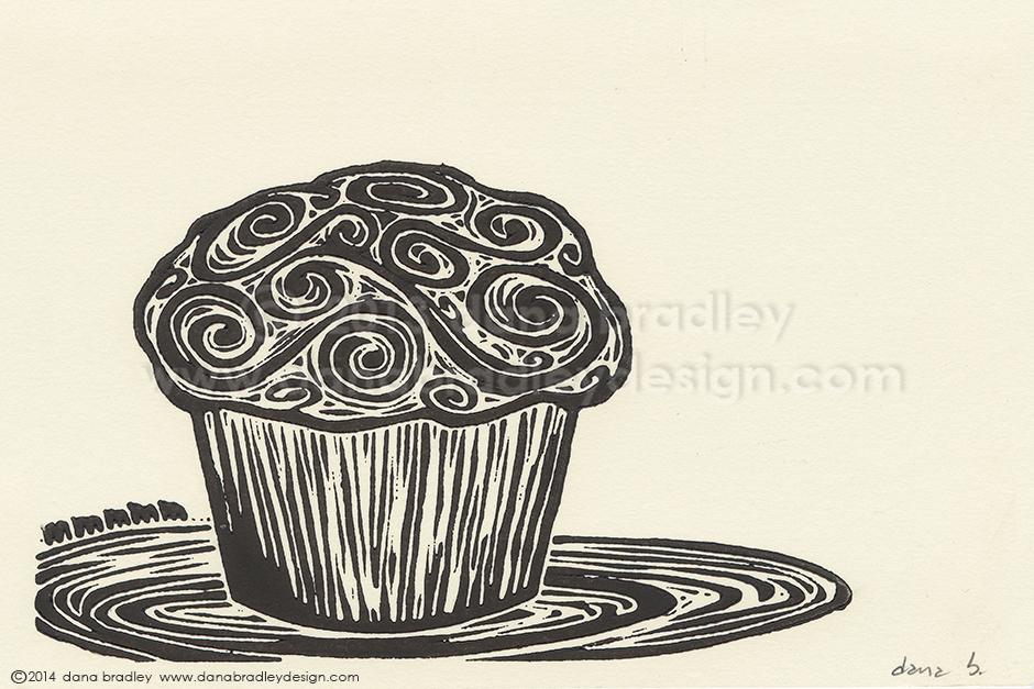 Cupcake - Chocolate Vanilla