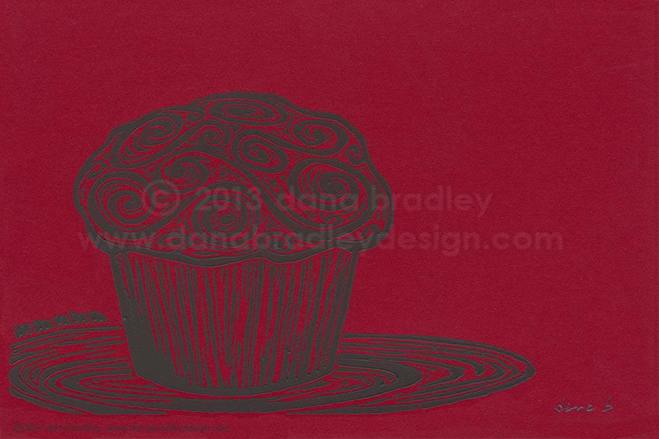 Cupcake - Red Velvet