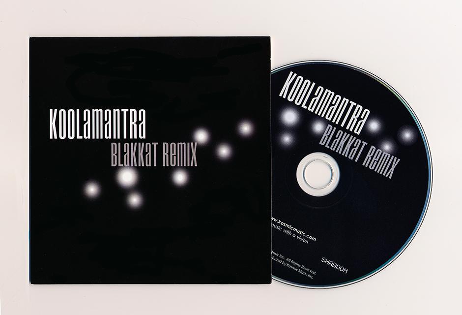 Koolamantra Blakkat Remix CD
