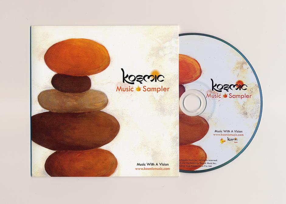 Kosmic Records Music Sampler